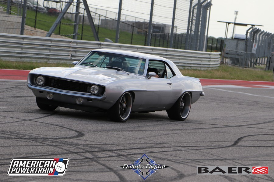 Hot Rod Power Tour 2016 Day Three Lateral-G COTA Circuit Of The Amercas 20