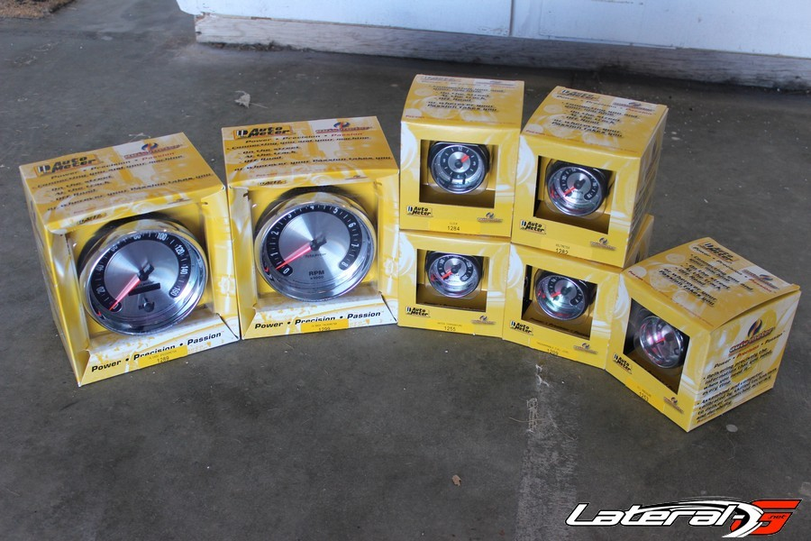 Auto Meter American Muscle Gauges 81