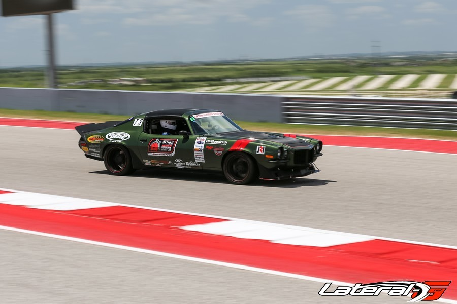 Optima COTA Circuit Of The Americas Street Car Challenge 35