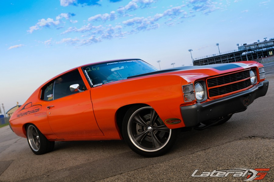 Miller Multimatic 215 >> Pro Touring Texas 1971 Chevelle 04