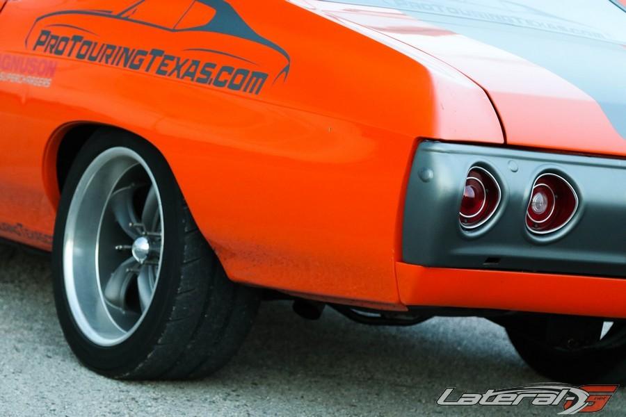 Pro Touring Texas 1971 Chevelle 27