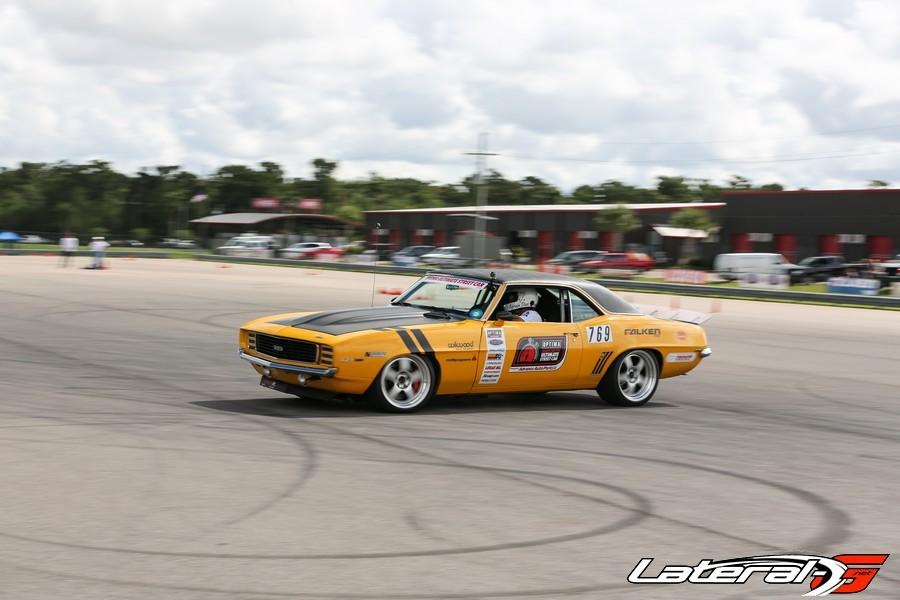 NOLA Motorsports Park Optima USCA 41