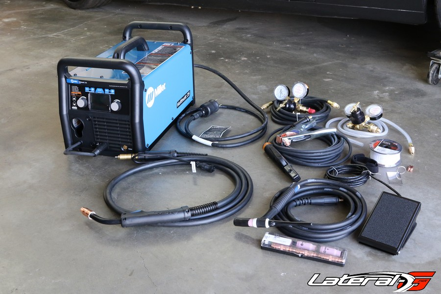 Miller Spectrum 625 >> Easy To Use Easy To Carry Reviewing The New Miller Multimatic