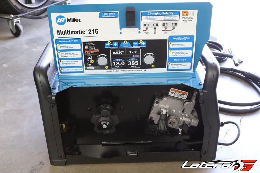 Miller Spectrum 625 >> Miller Multimatic 215 Spectrum 625 Xtreme 04