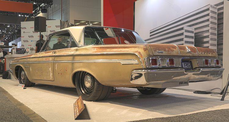 Car Feature: Twin-Turbo 1964 Dodge Polara