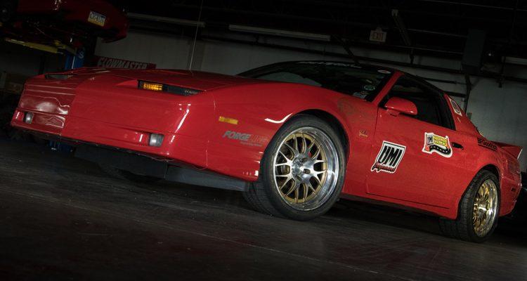 Car Feature: Valerie Pichette's Red Hot For Teacher '88 Trans Am