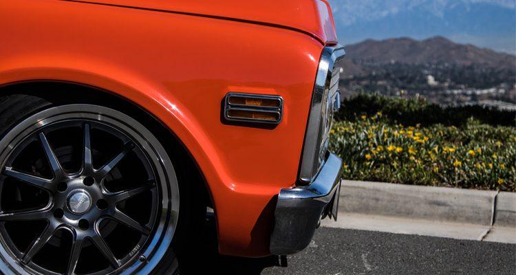 "Truck Feature: Jason Oberhelman's 1972 C-10 ""Dime Piece"""