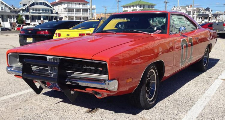 The General Lee Goes Postal With QA1 Upgrade!