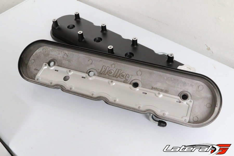 Cleaning Up LS Valve Cover Coils -
