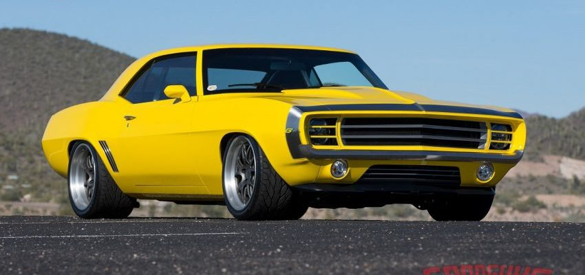 50th Anniversary Camaro Exhibit to Highlight Goodguys 22nd PPG Nationals in 2019