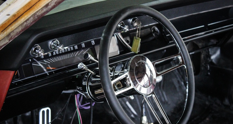 Project Way-Gone: Installing The Chevelle Dash