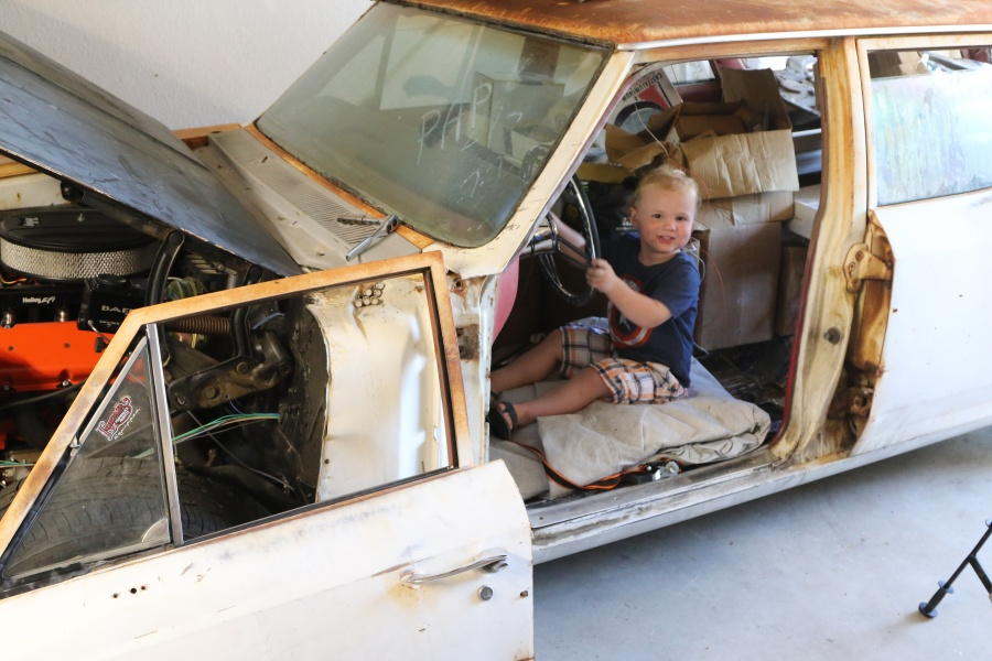 Project Way Gone Rebuilding The Chevelle Doors