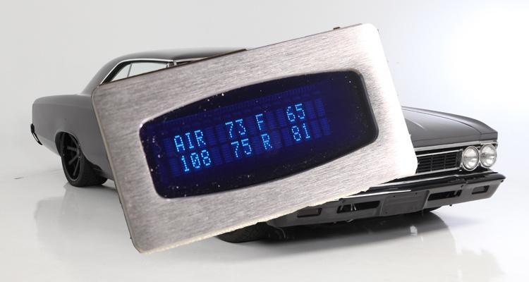 Keepin' Tabs: Installing Dakota Digital Odyssey Air Pressure Gauge