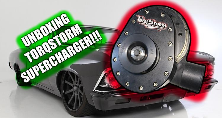 Video: Unboxing TorqStorm SuperCharger