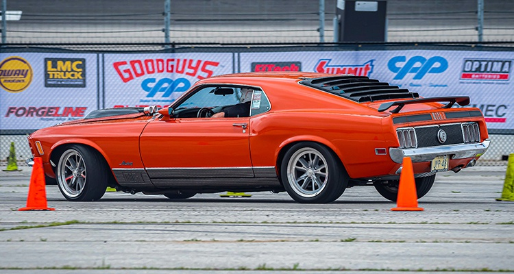 GOODGUYS ROD & CUSTOM ASSOCIATION ANNOUNCES REVAMPED CLASSIC PERFORMANCE PRODUCTS AUTOCROSS SERIES FOR 2021
